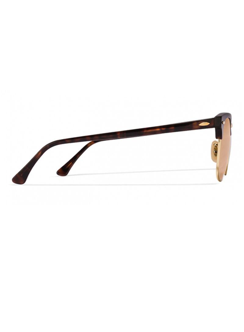 Shop Ray-Ban, Clubmaster Frame Sunglasses RB3016 990 7O 49-21 online ... 34ab2cc6b8