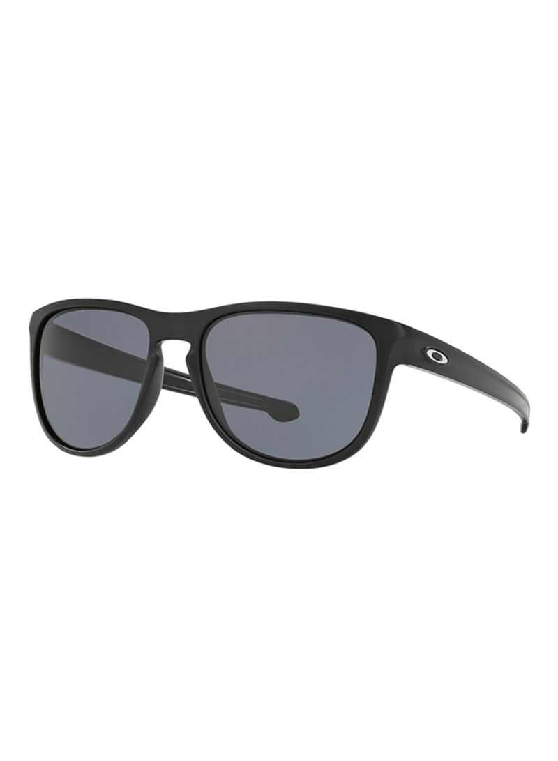 d6ece21d70515 Shop OAKLEY Men s Wayfarer Frame Sunglasses 9342-01  N.C 57 online ...