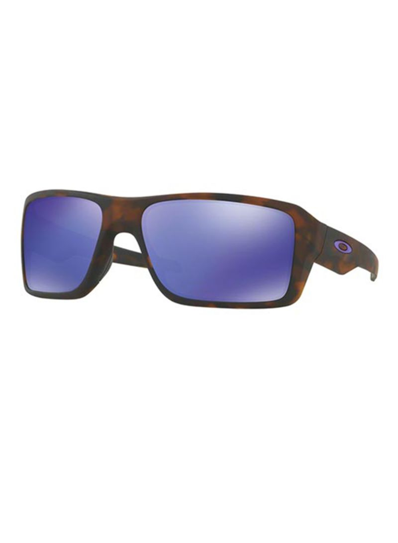 ef556d54db432 Shop OAKLEY Men s Rectangular Frame Sunglasses 938004  N.C 66 online ...