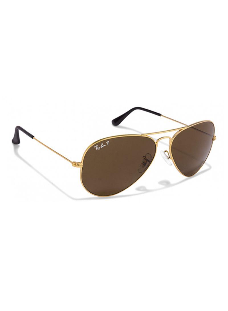 bd7645534aaa otherOffersImg_v1513516962/N13000697A_1. Ray-Ban. Aviator Frame Sunglasses  RB3025 001/57 58