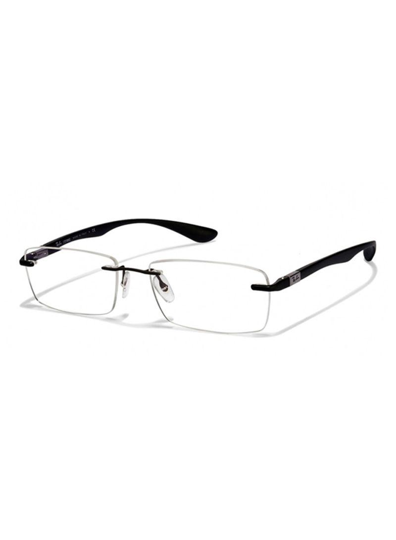 99c820c9722c Shop Ray-Ban Square Eyeglass Frame RX8724 1128 54 online in Riyadh ...