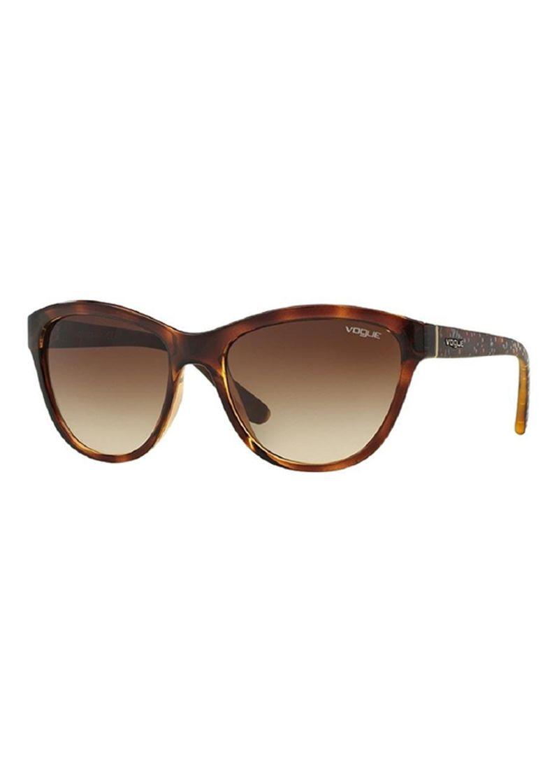 c2c60d416cbe5 Vogue Square Sunglasses for Women (VO2994SB-235011-57) Price in UAE ...