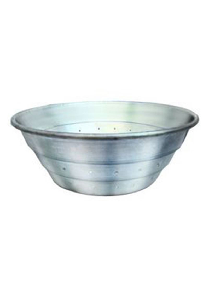 Buy Now Raj Tiger Boya Strainer Silver 38 Centimeter With Fast