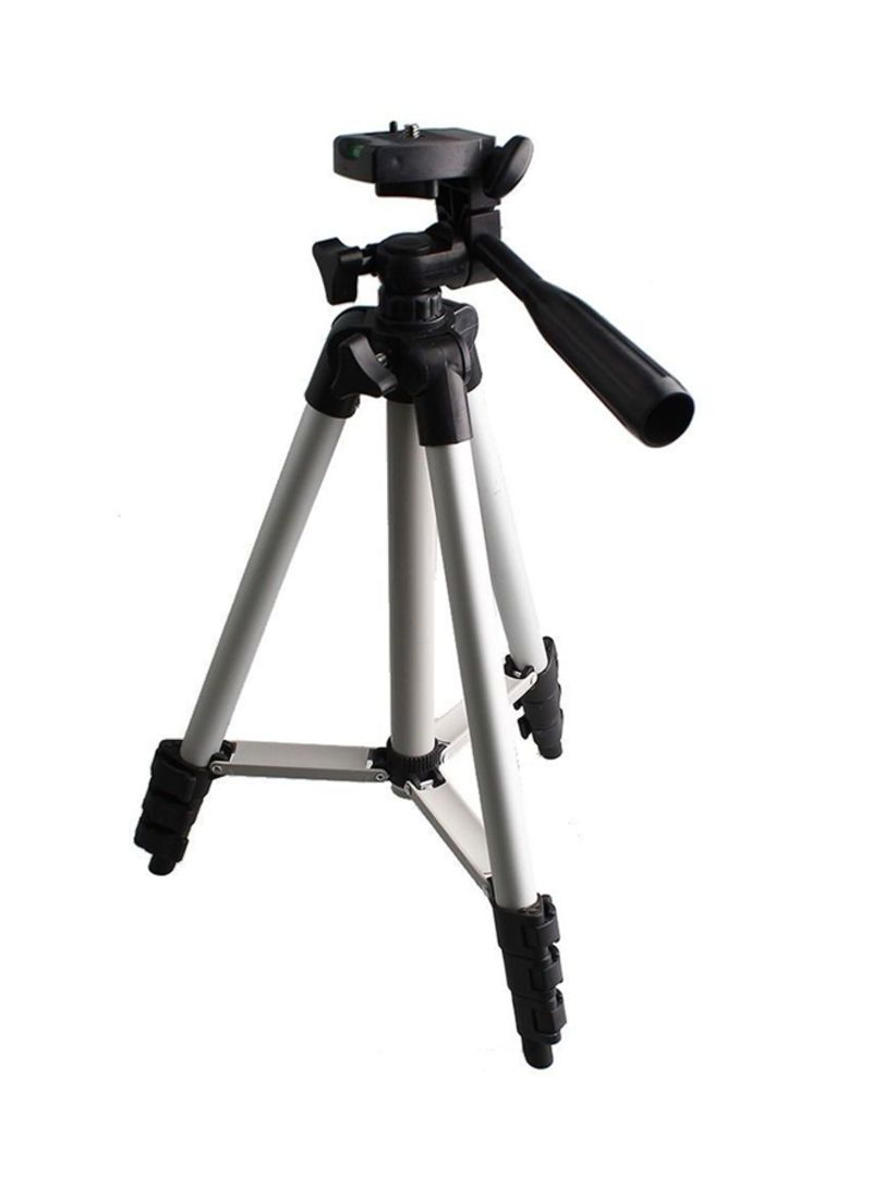 Shop Dowin Flexible Camera Tripod Stand For Nikon D5300, D3300, D800, D7100  And D7000 Silver online in Dubai, Abu Dhabi and all UAE