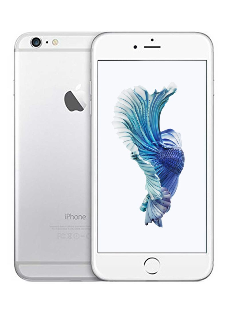 Shop Apple iPhone 6 Plus With FaceTime Silver 16GB 4G LTE online in Dubai,  Abu Dhabi and all UAE