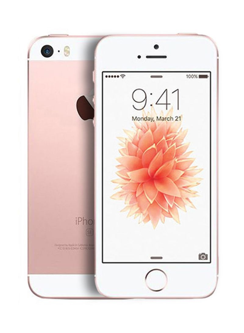 apple iphone se rose gold 32 gb