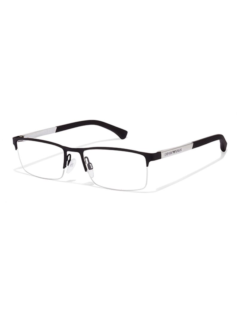 80fdb4505b5f Buy Men s Semi Rimless Eyeglass Frame 1041-3094-53 in Saudi Arabia