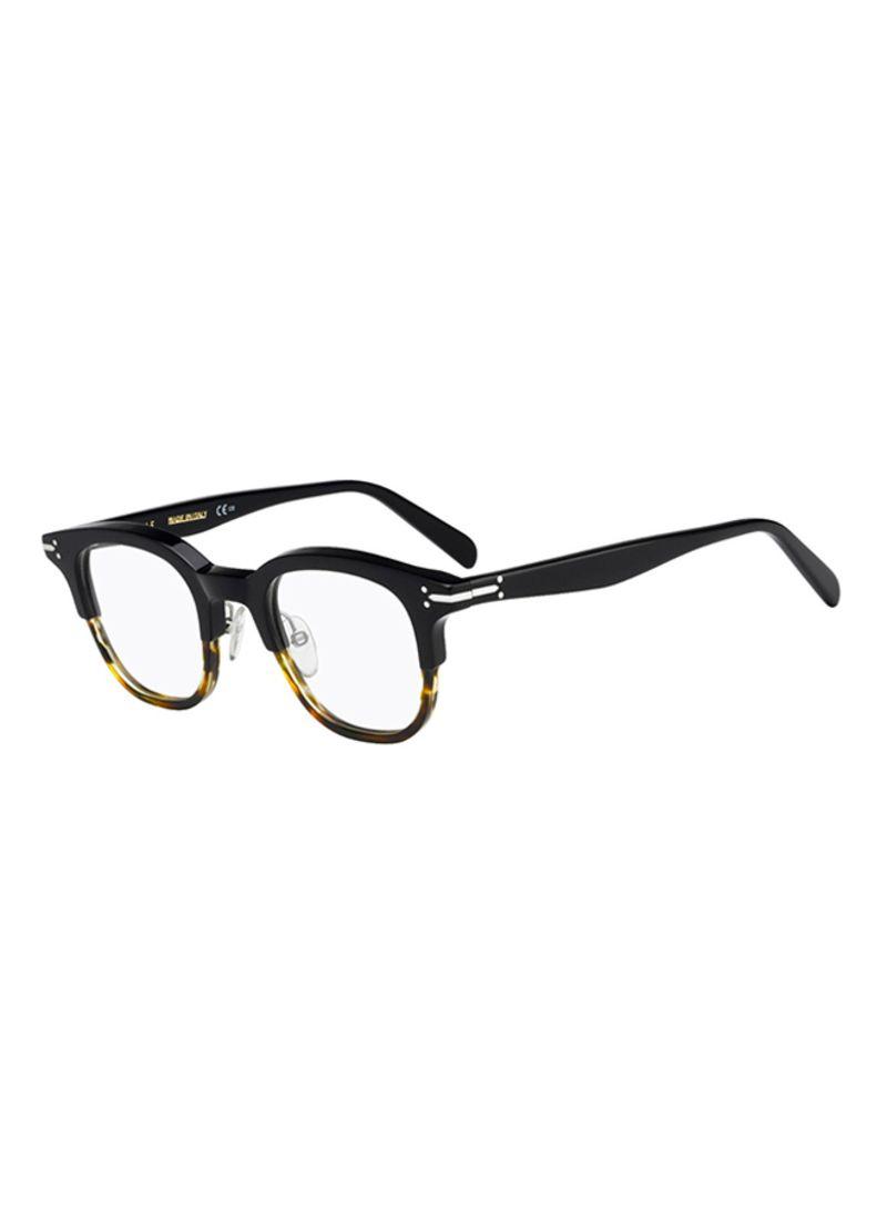 18f987b03538 Shop Celine Women s Full Rim Clubmaster Eyeglass Frame CL41422-T6P ...