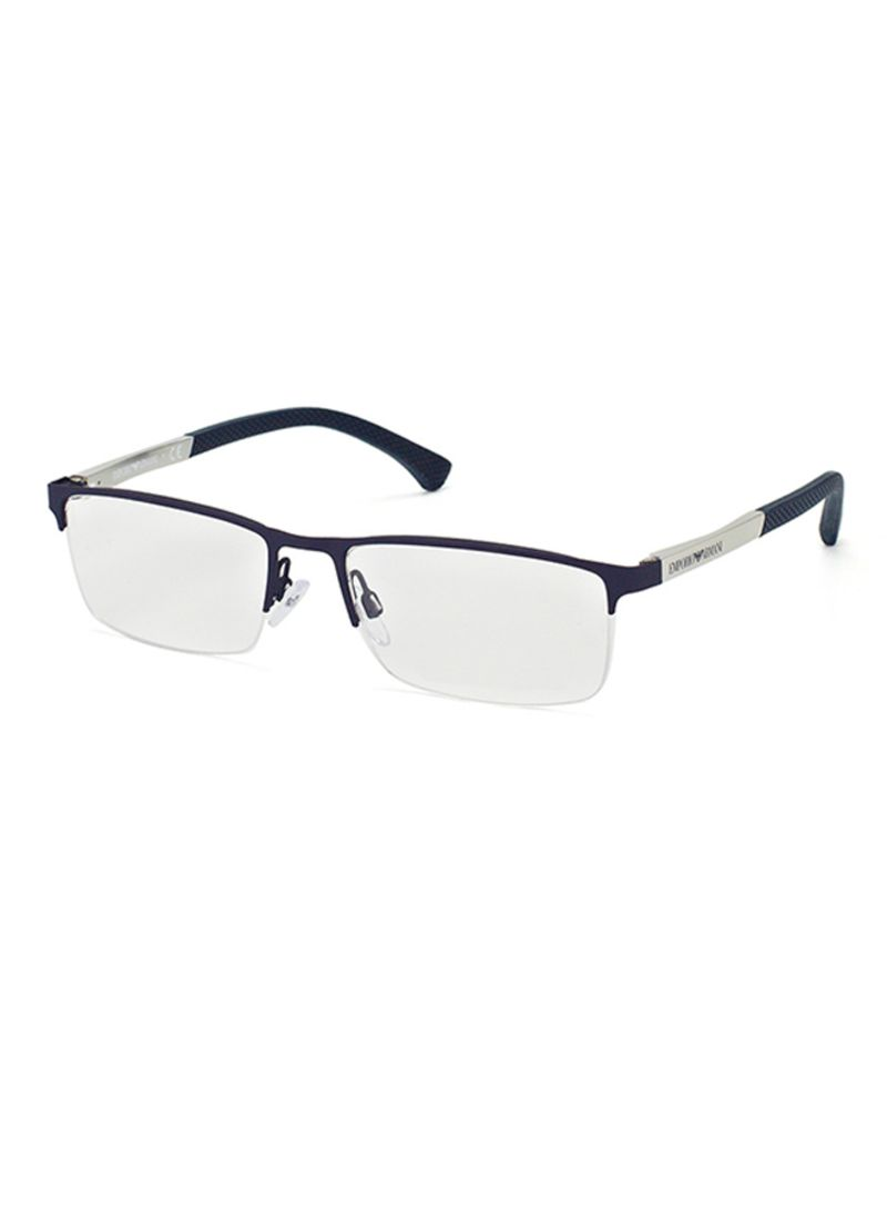 f7634057a297 Men s Semi Rimless Eyeglass Frame 1041-3131-53 Price in Saudi Arabia ...
