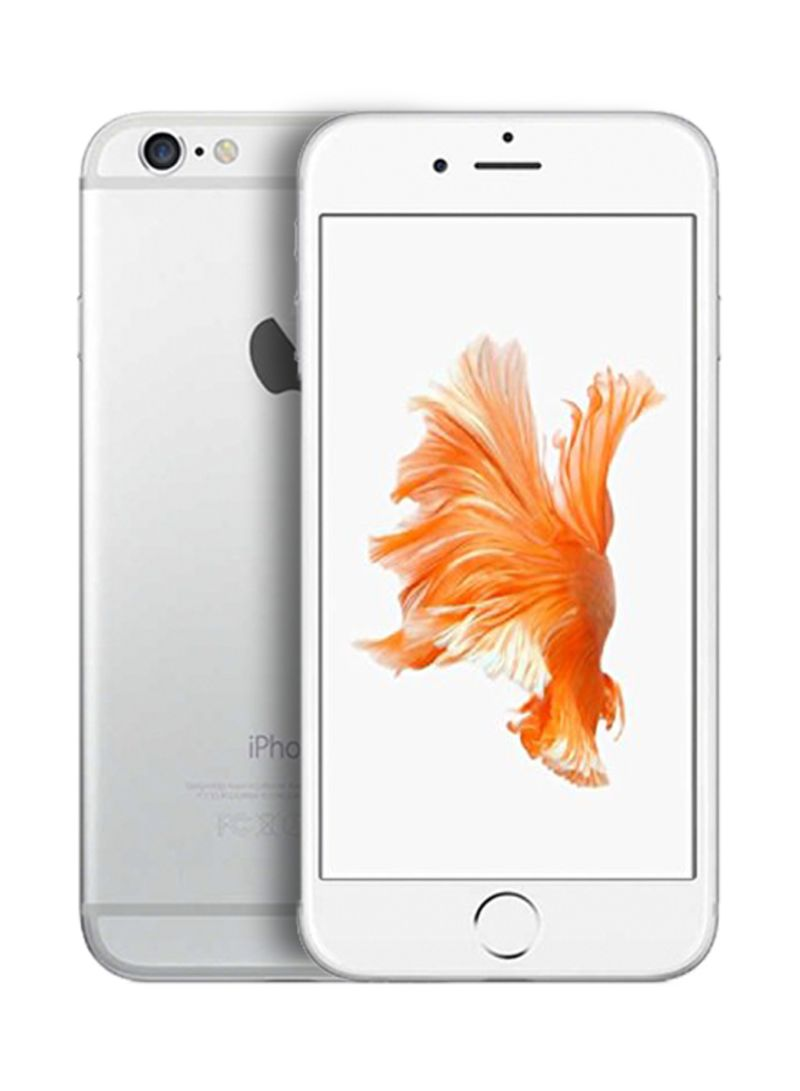 iPhone 6s Plus With FaceTime Silver 64GB 4G LTE