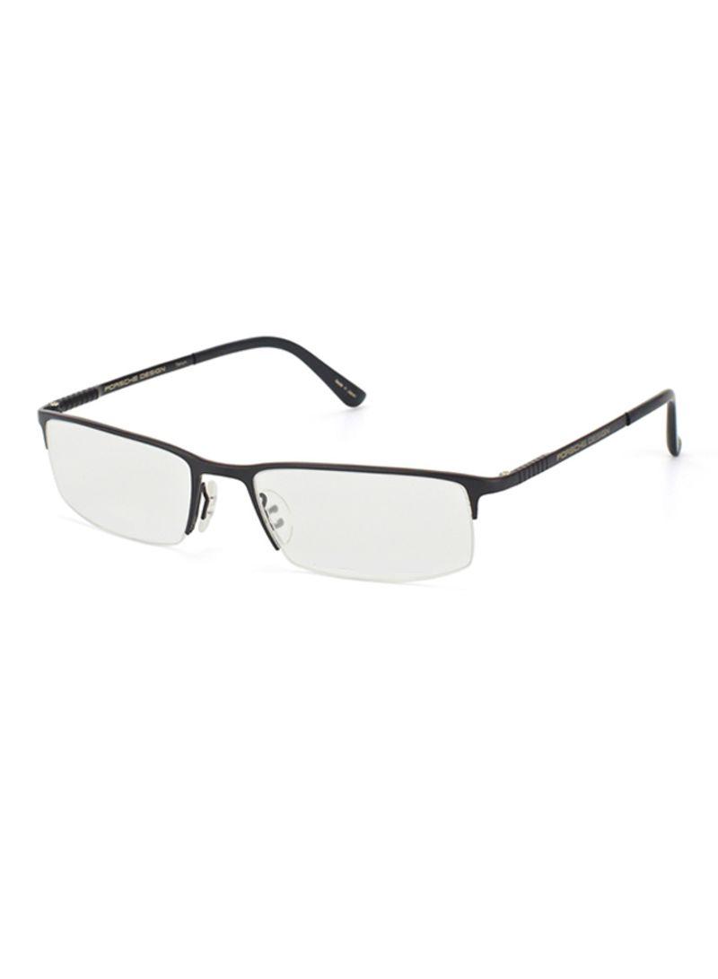 eb1d9f33880 otherOffersImg v1513693089 N12564183A 1. Porsche Design. Half Rim Square  Eyeglass Frame ...