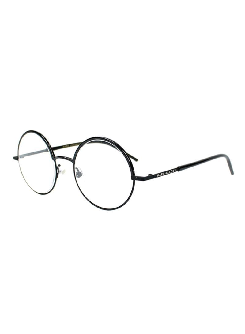 a91374d38b9c Shop Marc Jacobs Full Rim Round Eyeglass Frame MARC13-F9D-46 online ...