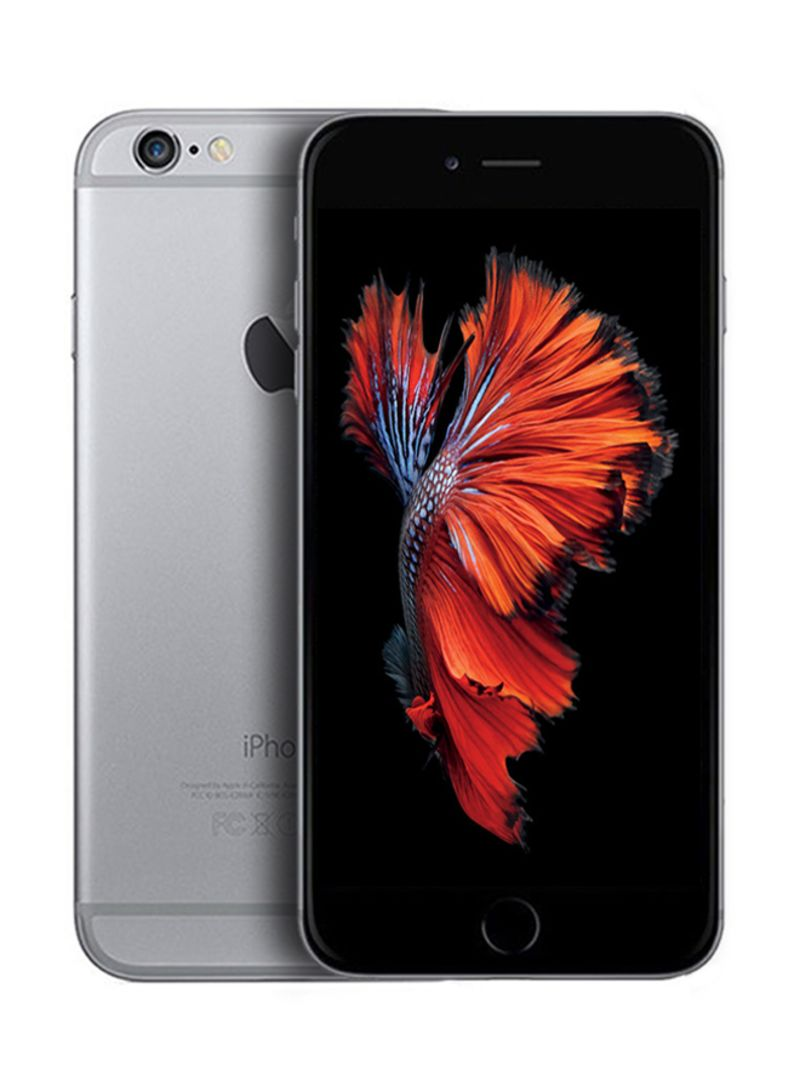 60ba7af5671ba3 Shop Apple iPhone 6s With Facetime Silver 16GB 4G LTE online in Egypt