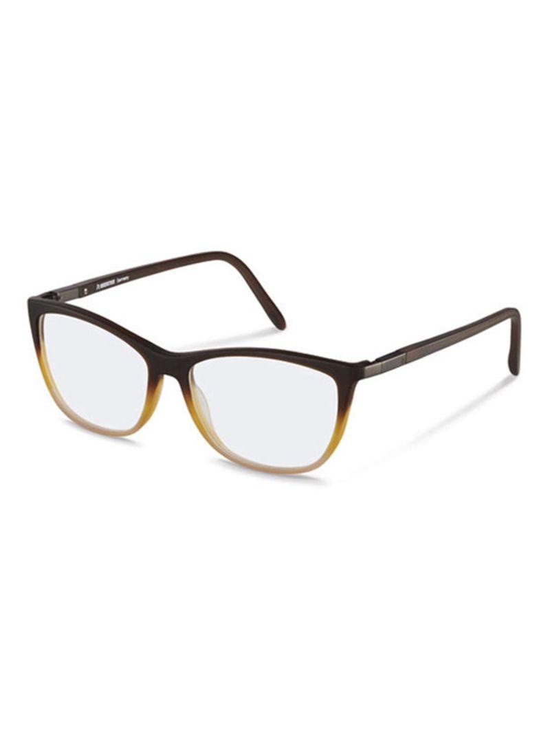 a2352128a277 Shop Rodenstock Women s Full Rim Rectangular Eyeglass Frame R5280-B ...