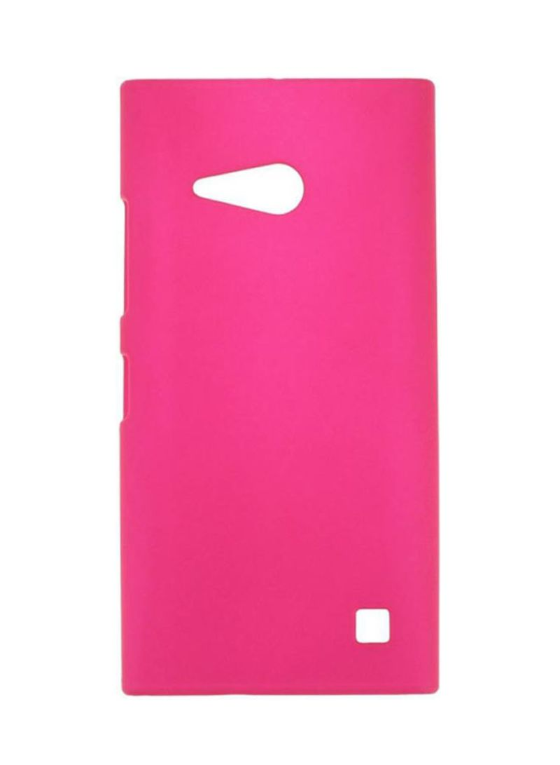 reputable site 756b3 56282 Shop INEIX Silicone Back Cover For Nokia Lumia 730 Pink online in Riyadh,  Jeddah and all KSA