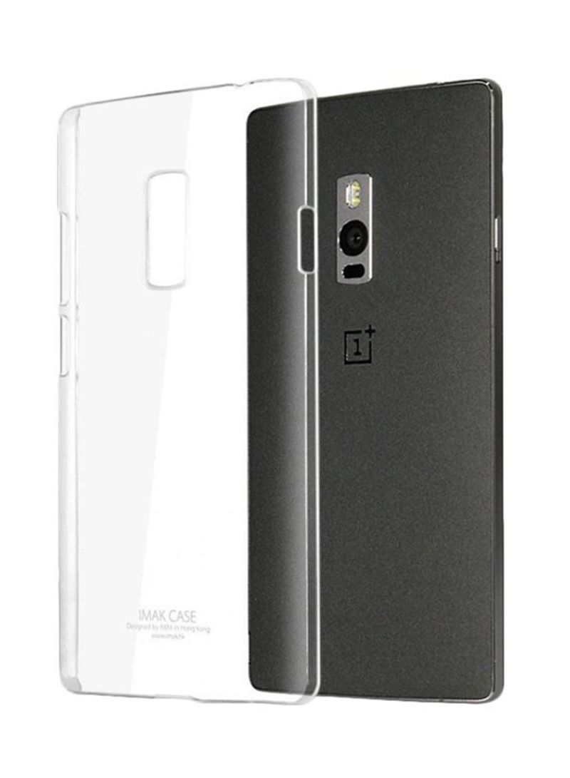 innovative design cfa13 0d05a Shop INEIX Silicone Back Cover For OnePlus 2 Clear online in Dubai ...