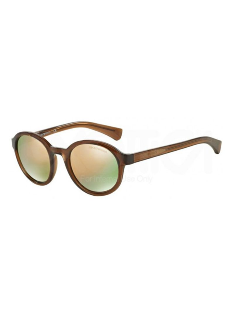 107f77621b62 Buy Oval Frame Sunglasses 4054 C 5374 4Z in Saudi Arabia