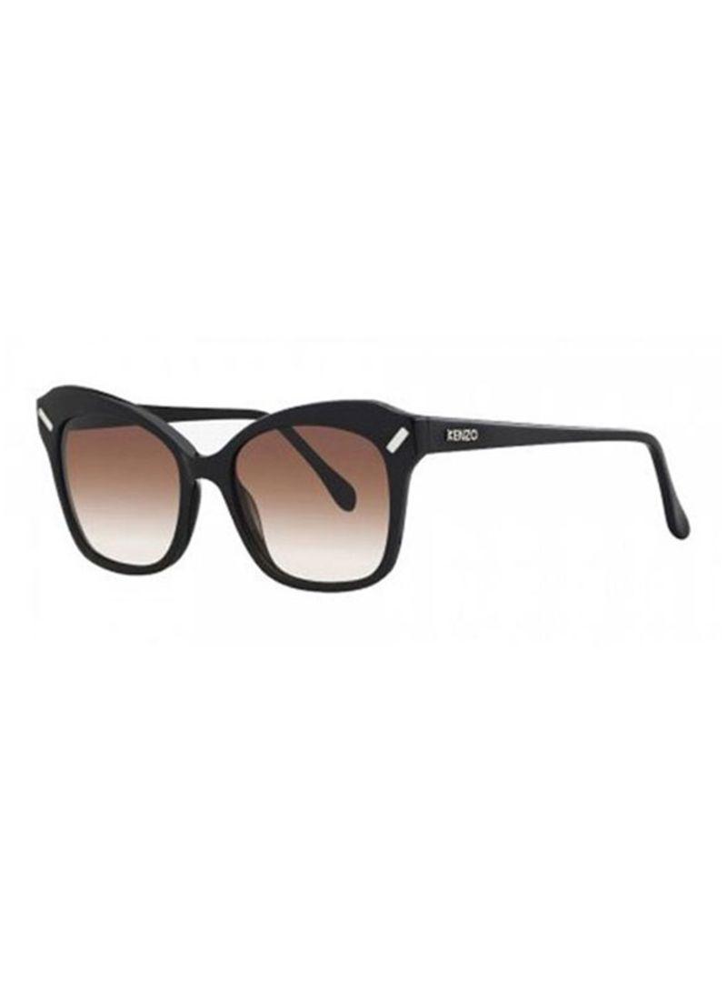 e9b60e27ffa6 Shop Kenzo Women's Cat Eye Frame Sunglasses 3152 C 01 online in ...