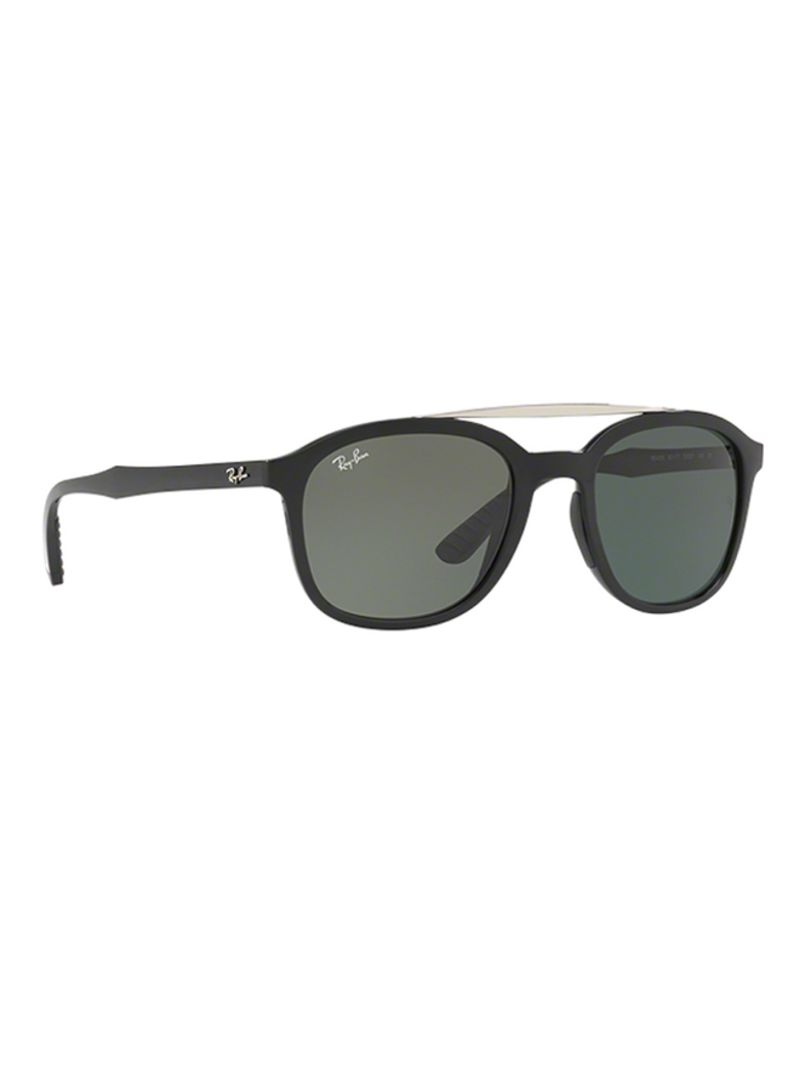 fc663f6570 Shop Ray-Ban Men s Square Frame Sunglasses RB4290 601 71 53 online ...
