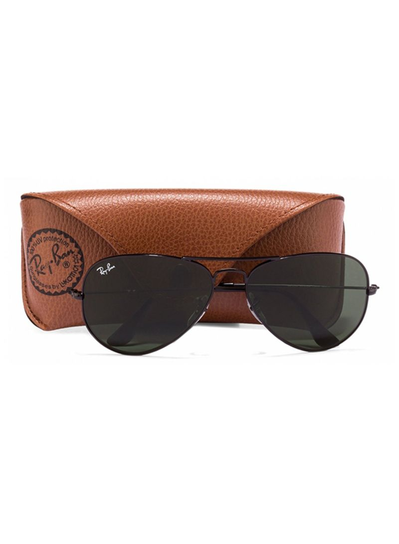 61032a0a31 Shop Ray-Ban Aviator Frame Sunglasses RB3025 L2823 58 online in Egypt