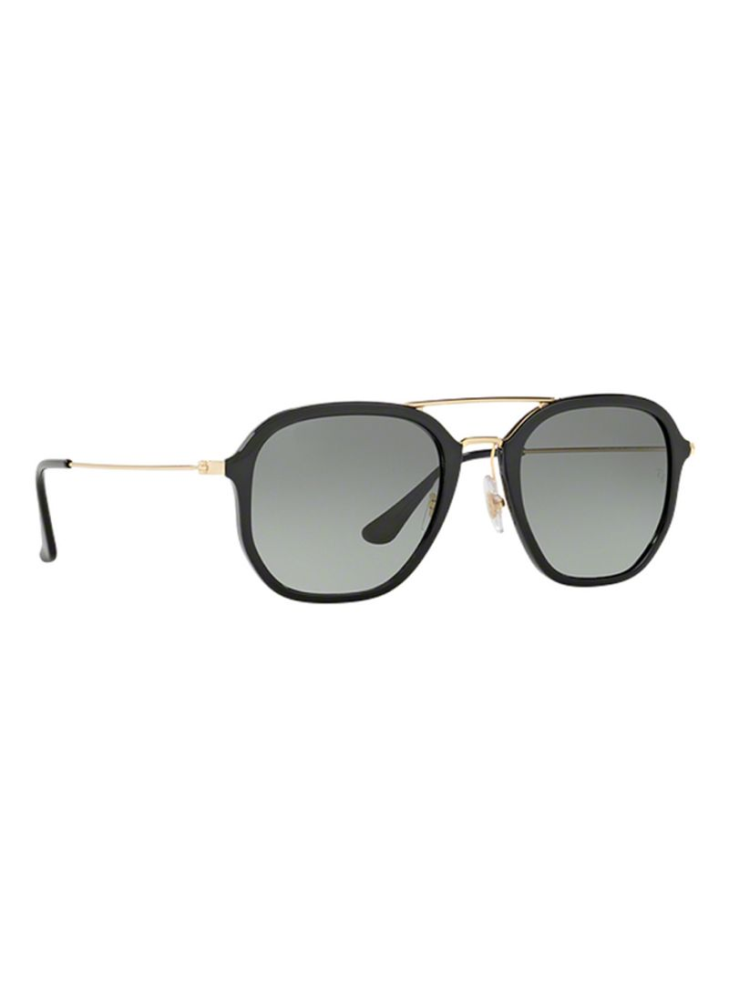 28209ac93a2ef Shop Ray-Ban Square Frame Sunglasses RB4273 601 71 52 online in ...