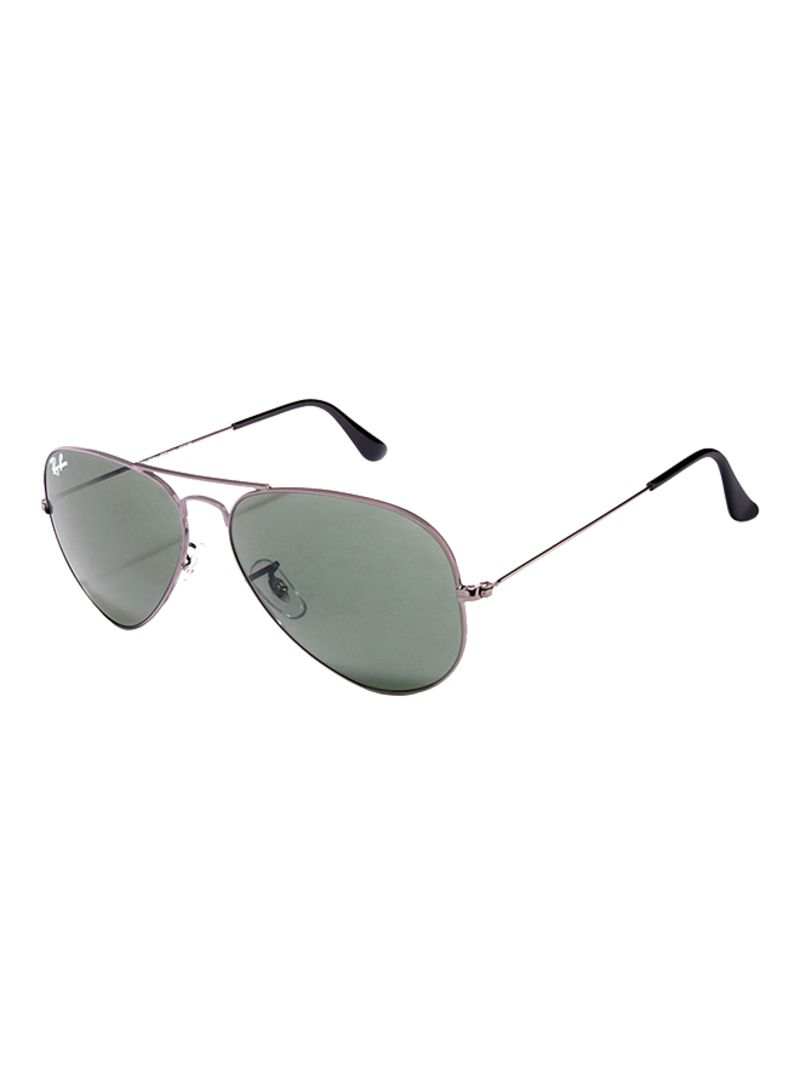 41207b7a34 otherOffersImg v1514183975 N13000752A 1. Ray-Ban. Aviator Frame Sunglasses  RB3025 W0879 58