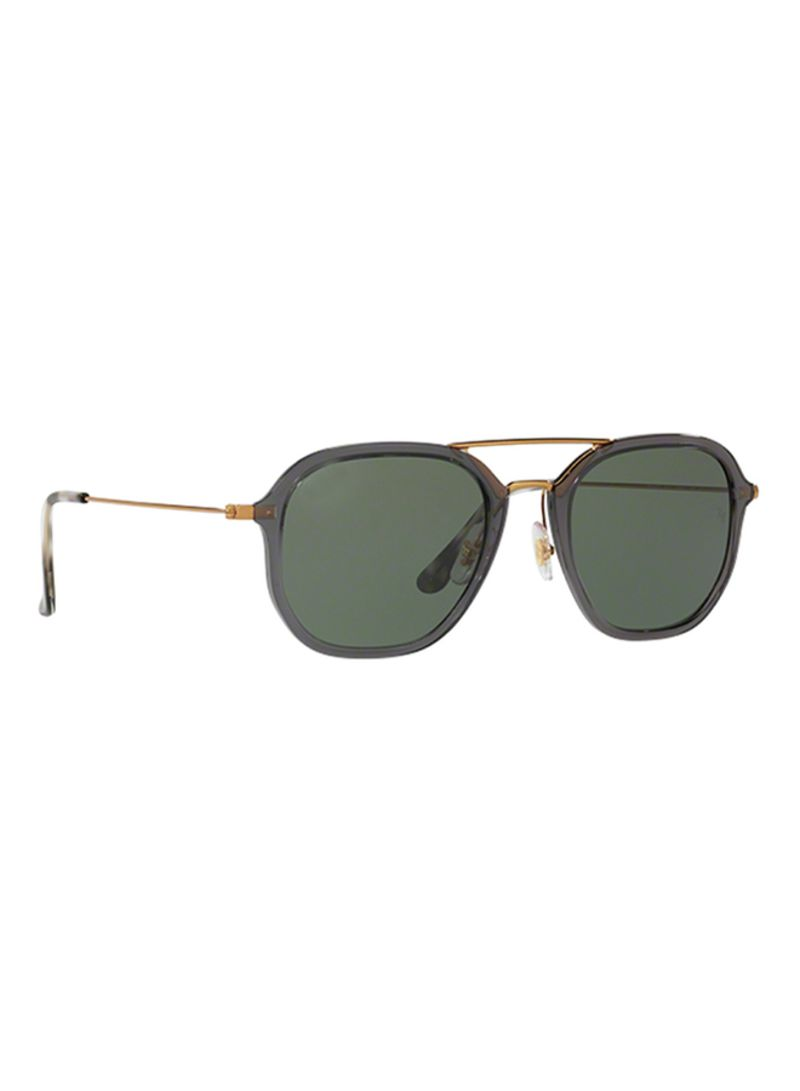 ac5eaee3ebf0 Shop Ray-Ban Square Frame Sunglasses RB4273 6237  52 online in ...