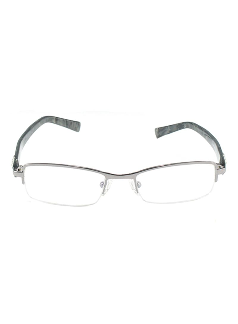 1cd9ace4a5921 Shop Maxmorgan Women s Semi-Rimless Eyeglass Frame MMF145C1 online ...