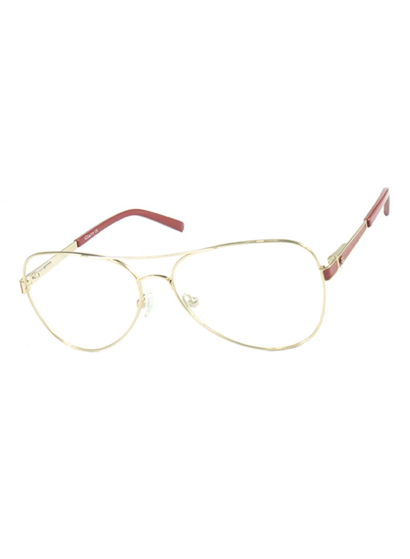 6df21c437e3 Buy Aviator Shape Eyeglass Frame GE62C3 in UAE