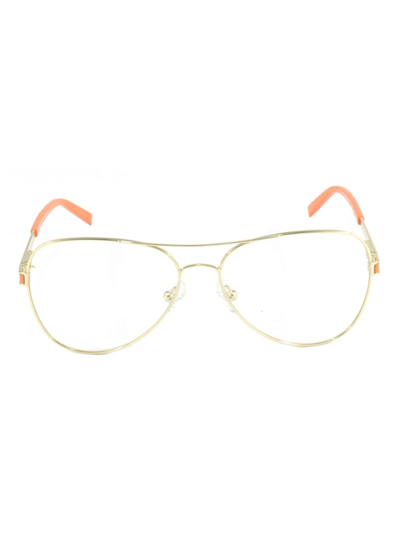 4d26b46cf2e Buy Aviator Shape Eyeglass Frame GE62C1 in UAE
