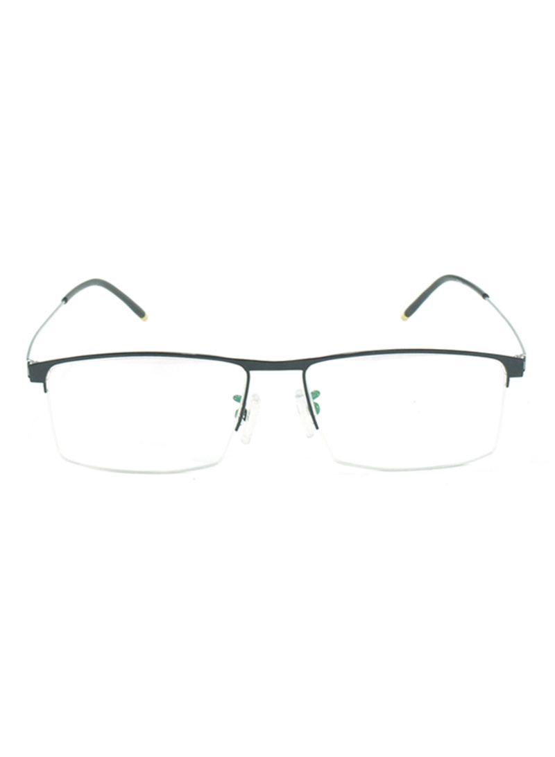 Men\'s Semi-Rimless Eyeglass Frame D636c1 | Sunglasses | kanbkam.com