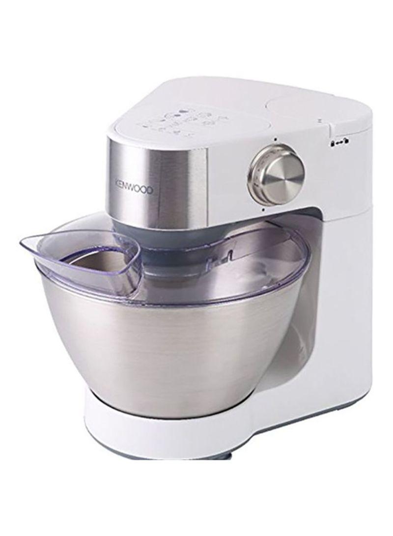 Shop Kenwood Kitchen Machine Stand Mixer 900w Km280 White Silver Online In Dubai Abu Dhabi And All Uae