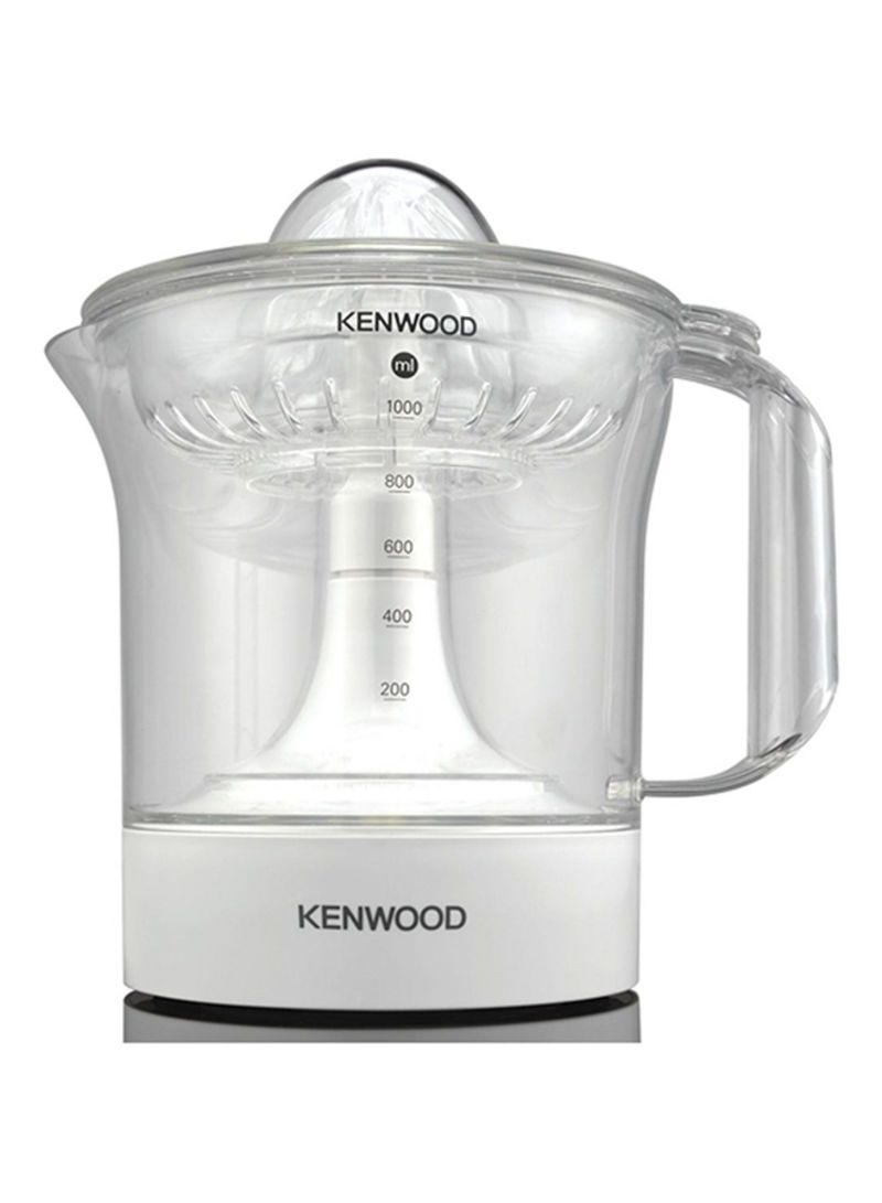 Shop Kenwood Continuous Juicer With Citrus Juice Extractor JE280JE680 White online in Dubai, Abu Dhabi and all UAE