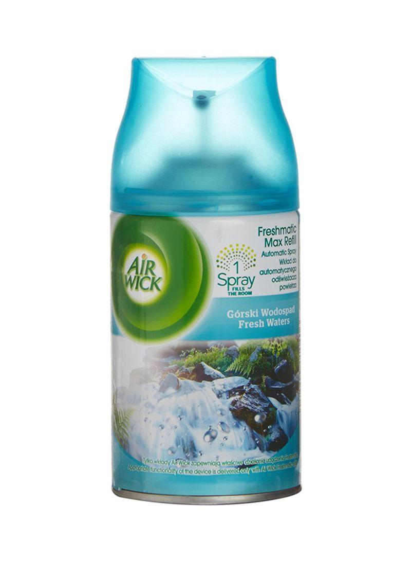 Air Freshener Aerosol Freshmatic Refill - 250 ml Aqua Marine