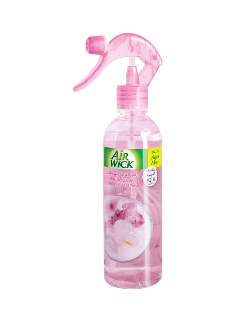 Air Freshener Aquamist - Magnolia & Cherry Blossom 345ml