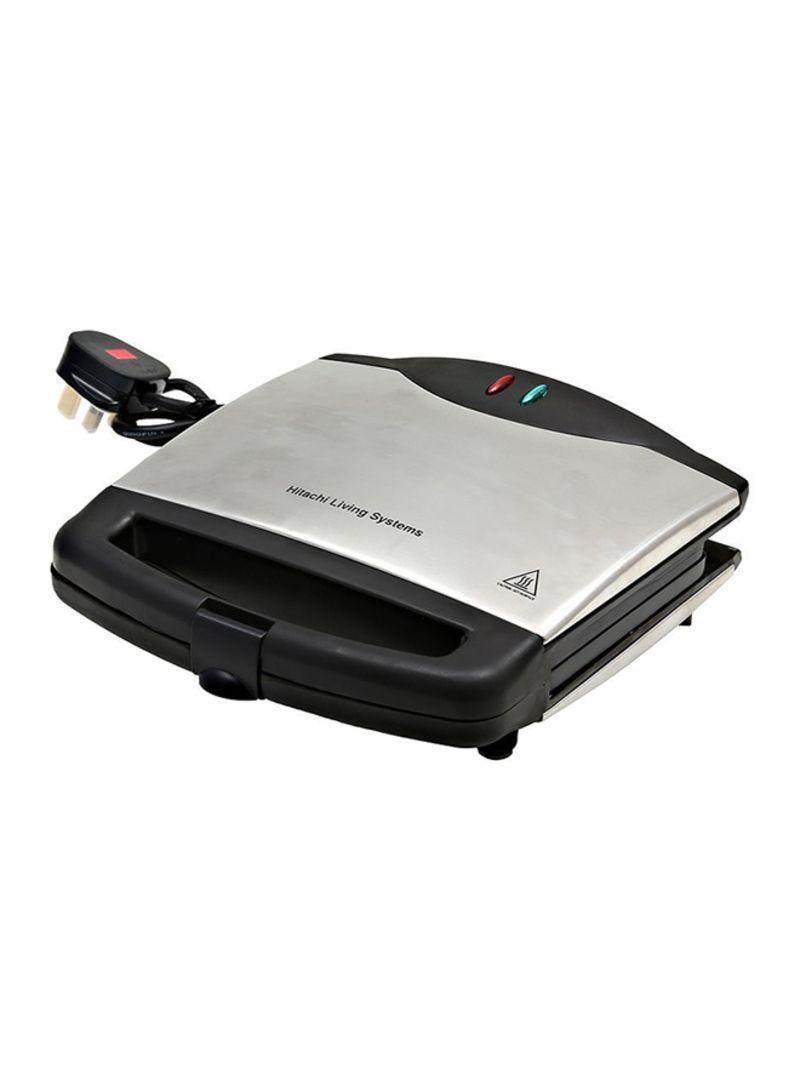 Sandwich Maker 700w Hs 701 Black Silver Kitchenware And Home Hitachi Air Purifier Ep A3000 W