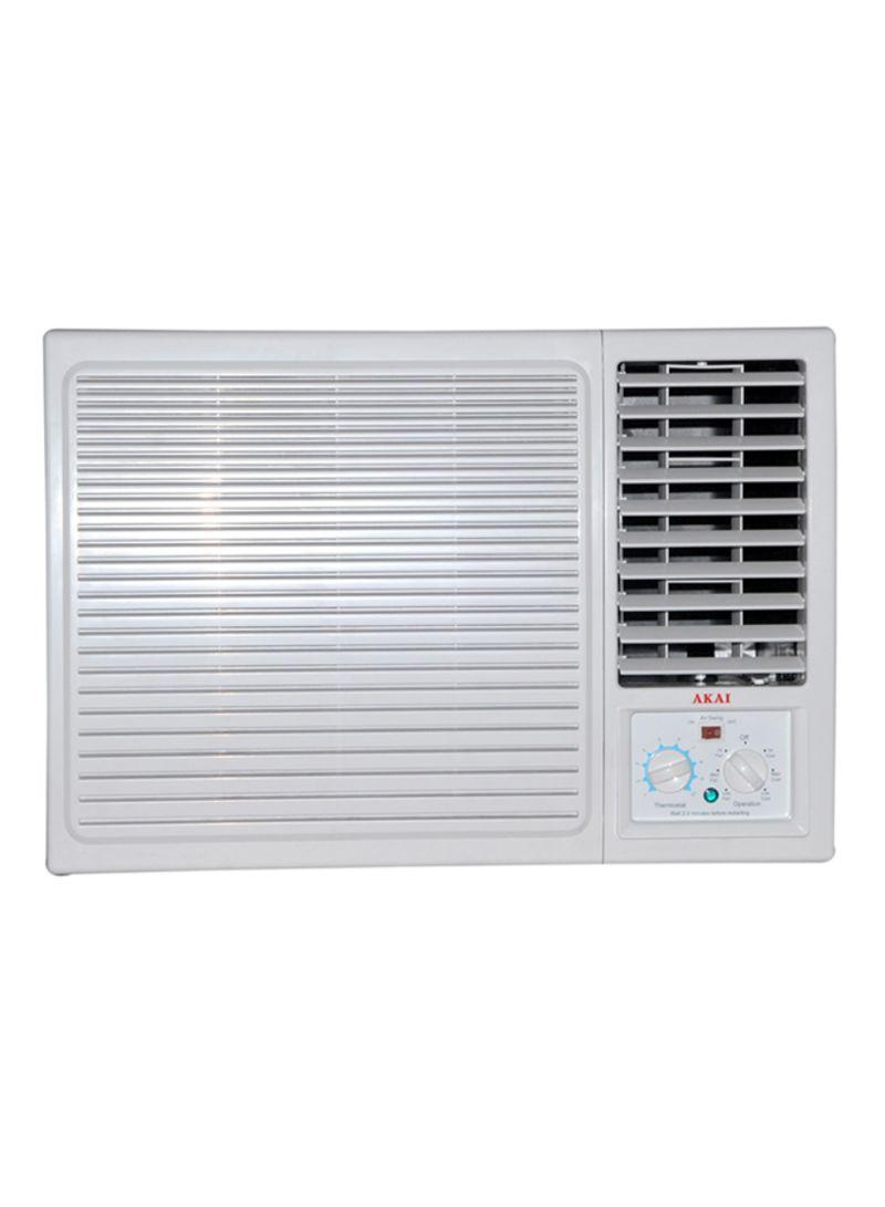 ddac1b7974e Shop AKAI 1.5 Ton Window Air Conditioner ACMA-1810WC3 White online ...