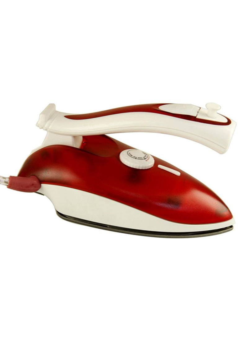 Leostar Dual Voltage Travel Iron TSI-7741 Red