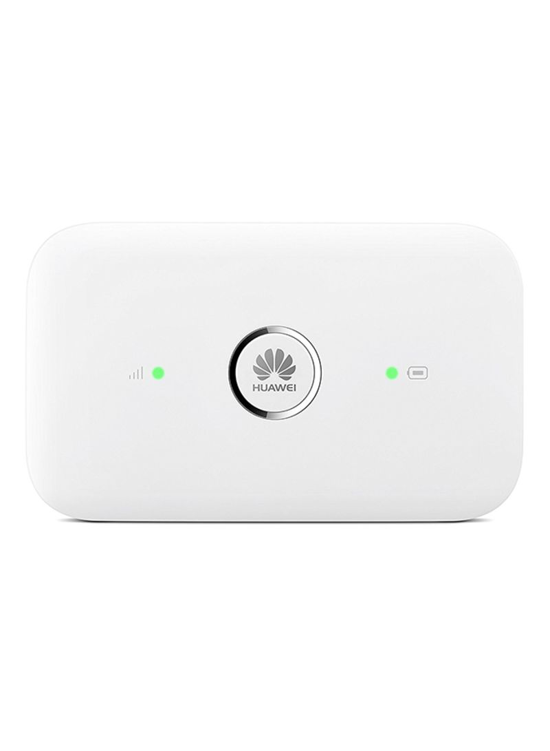 Shop Huawei 4G Wireless Router 4 Mbps White online in Riyadh, Jeddah and  all KSA