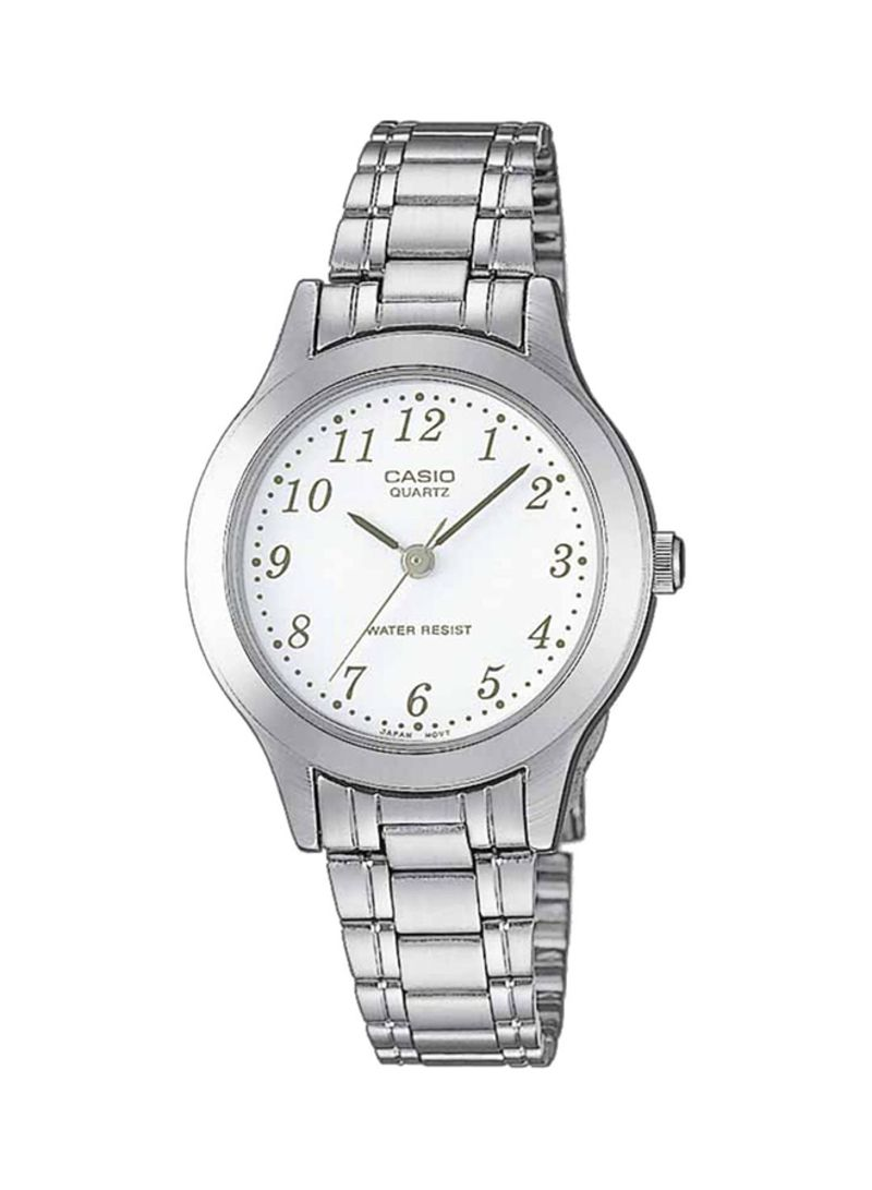 0c574247d 1 Offer Available. otherOffersImg. Casio. Women's Water Resistant Analog  Watch ...