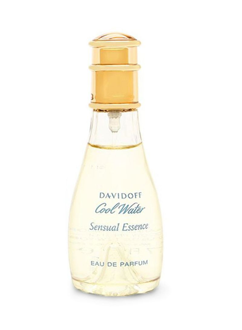 Shop Davidoff Cool Water Sensual Essence Edp 50 Ml Online In Riyadh