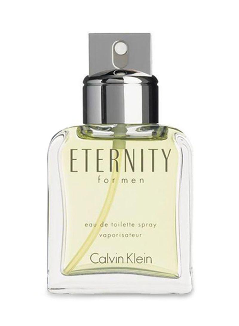 Shop Calvin Klein Eternity EDT 50 ml online in Riyadh, Jeddah and all KSA
