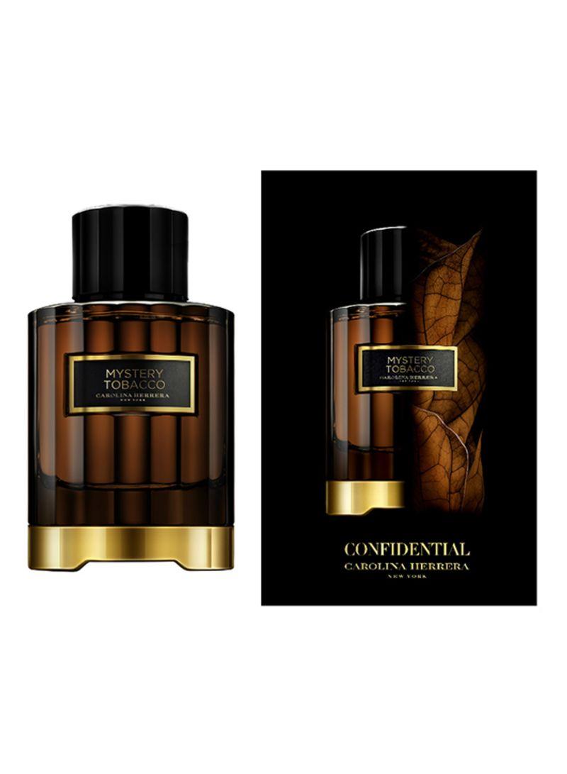 2114b3bdf Shop CAROLINA HERRERA Mystery Tobacco EDP 100 ml online in Dubai ...