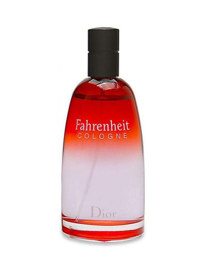 Shop Dior Fahrenheit Cologne EDT 125 ml online in Riyadh, Jeddah and all KSA
