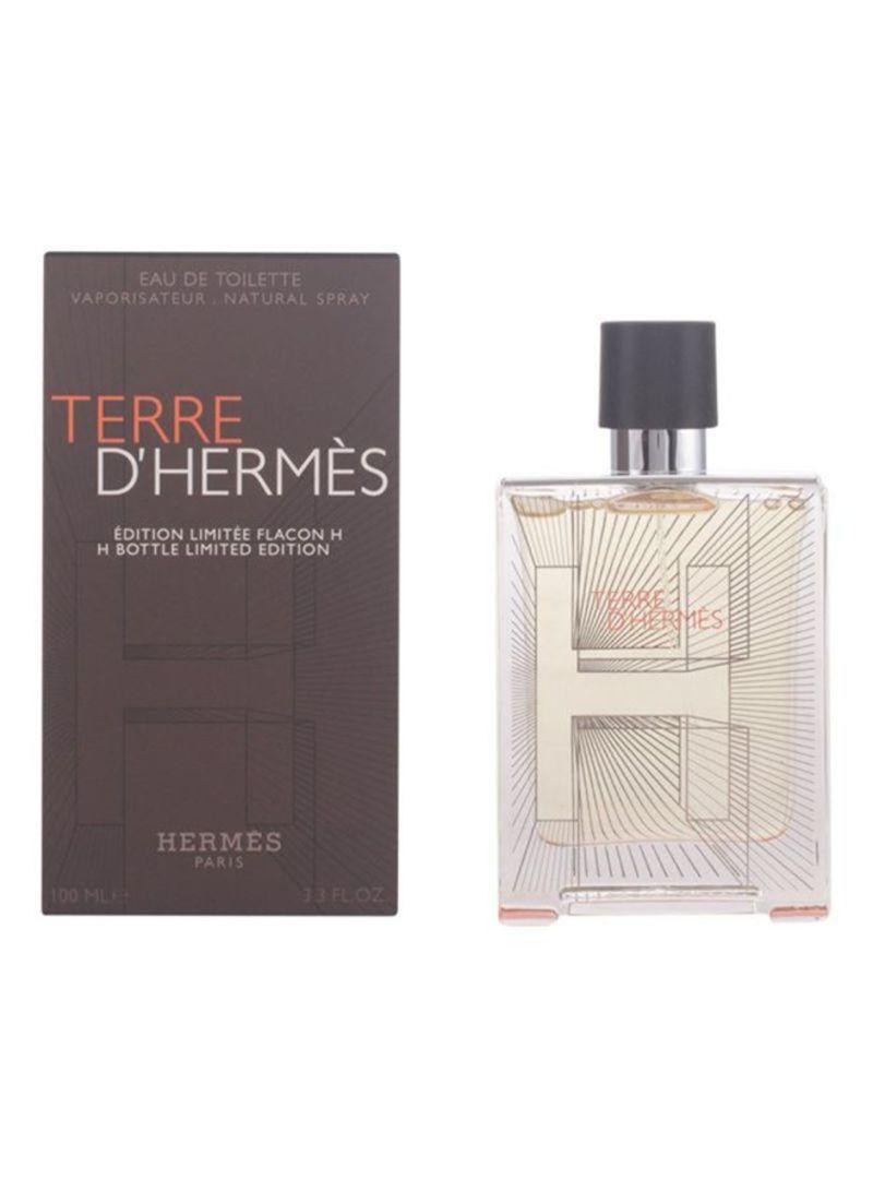 b3ee023e4 Shop HERMES Terre D' Hermes Limited Edition Falcon Bottle EDT 100 ml ...