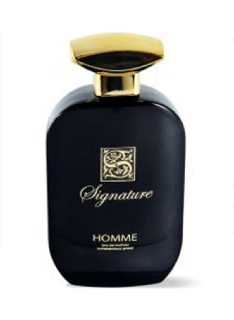 0ad79c02f Shop Signature Black Homme EDP 100 ml online in Riyadh, Jeddah and ...