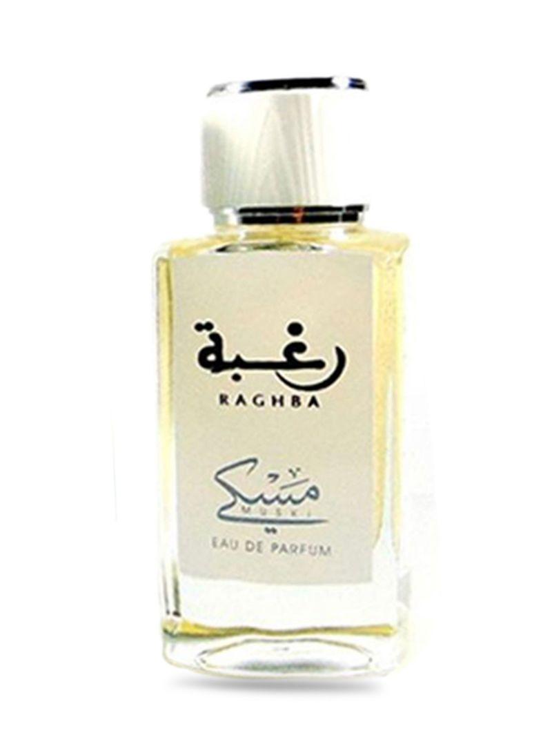 93099c12b Shop Lattafa Raghba Muski By Lattafa EDP 100 ml online in Dubai, Abu ...