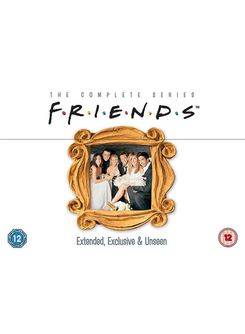 Shop Friends - Seasons 1 - 10 DVD online in Riyadh, Jeddah and all KSA