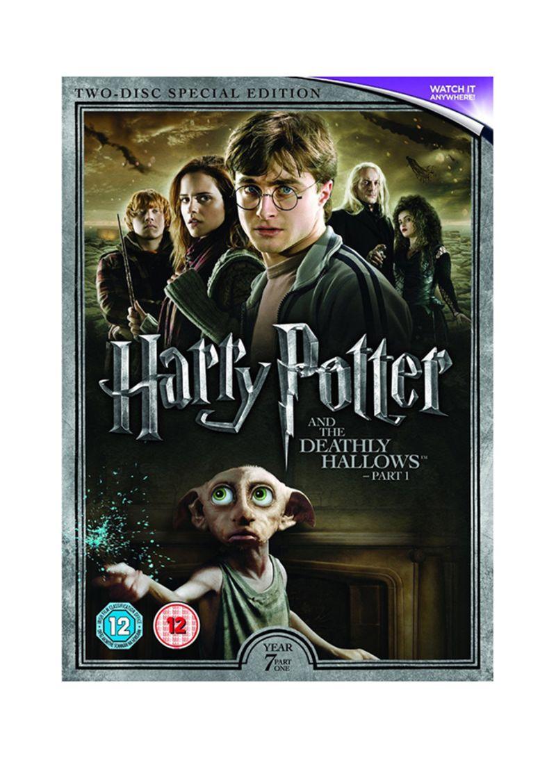 Shop Harry Potter The Deathly Hallows Part 1 Dvd Online In Dubai