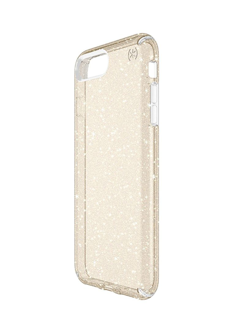 newest 6749b 5f2f2 Shop Speck Presidio Case Cover For Apple iPhone 8 Plus Gold Glitter ...